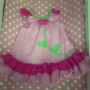 Other - Baby girls flower themed dress.